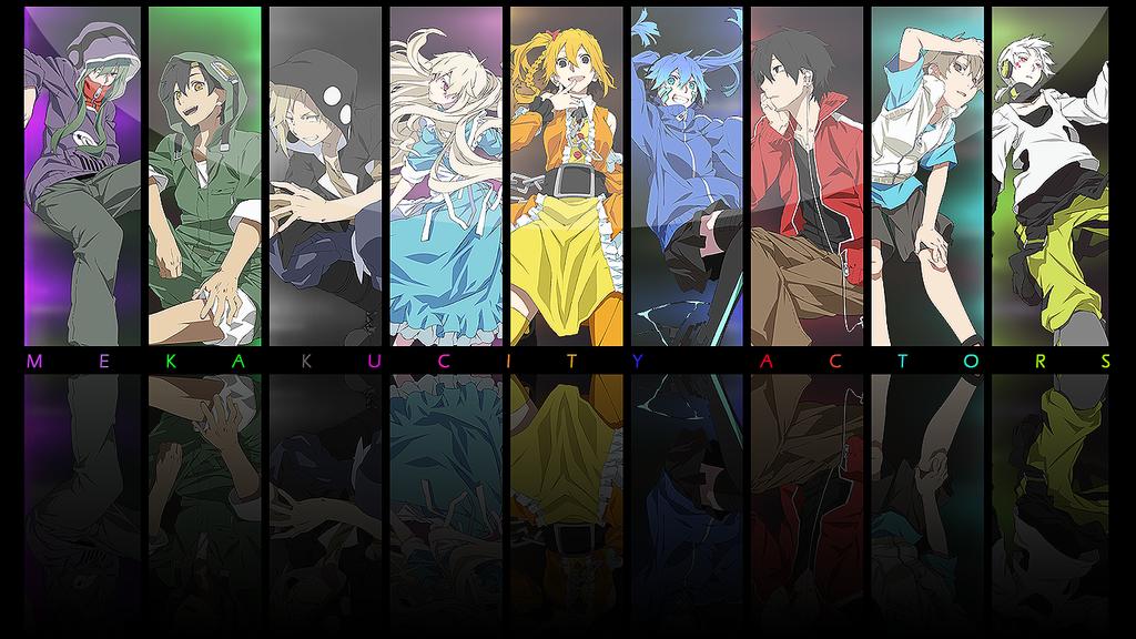 Mekakucity-Actors-Anime-Characters-Image
